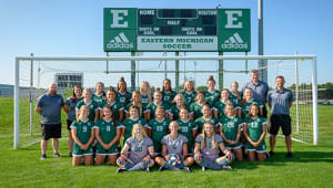 Eastern Women's Soccer 2020