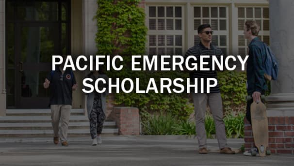 Pacific Emergency Scholarship Image