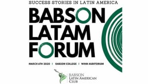 Support Babson Latin American Forum 2020