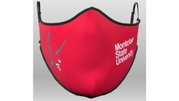 Mask Up Montclair State: Back for Homecoming 2021 Image