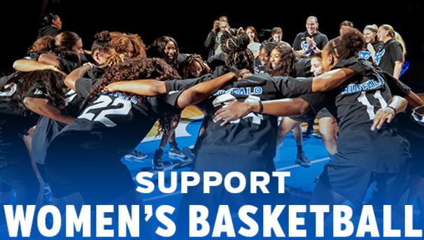 UB Women's Basketball Image
