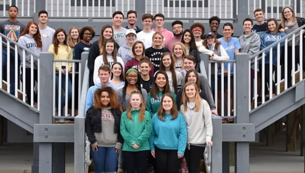 UNCW's Orientation Leaders attend SROW 2019 Image