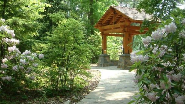 UNC Charlotte Botanical Gardens Image