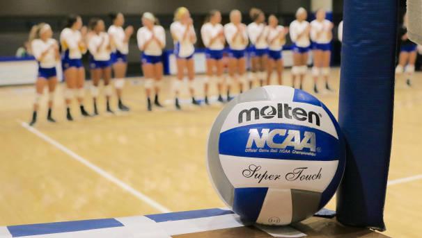 UMKC Volleyball Image