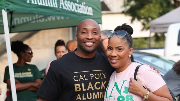 Support Cal Poly's Black Alumni Chapter! Image