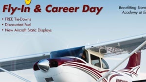 "T-Stem Academy ""Bring Your Plane to Work Day"" Fly-In & Career Day"