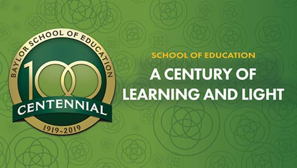School of Education Centennial Scholarship Drive Image