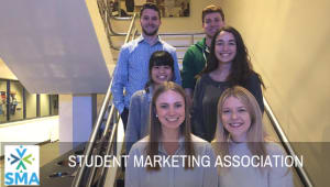 Help Support WWU Student Marketing Association