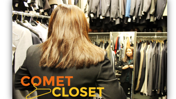 Comet Closet: Back to School Image