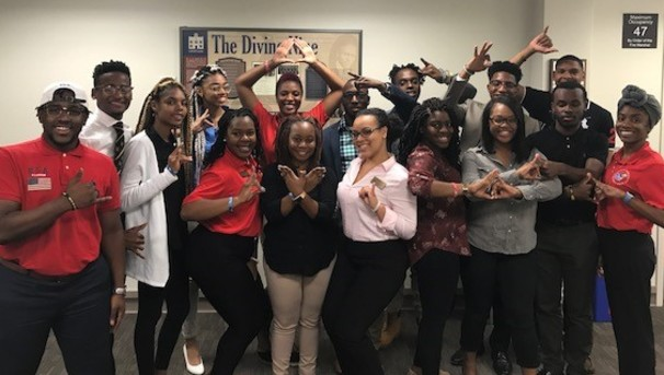Give Black Greek Lettered Organizations a Permanent Home at KU Image