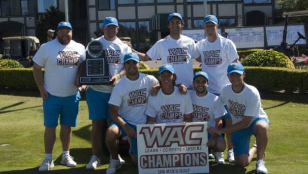 UMKC Men's Golf Image