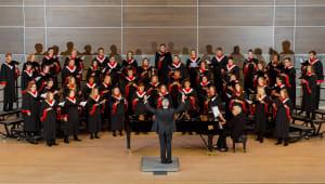 A Cappella Choir Tour 2020