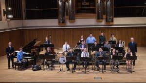 Send The UT Jazz Orchestra to Montreux