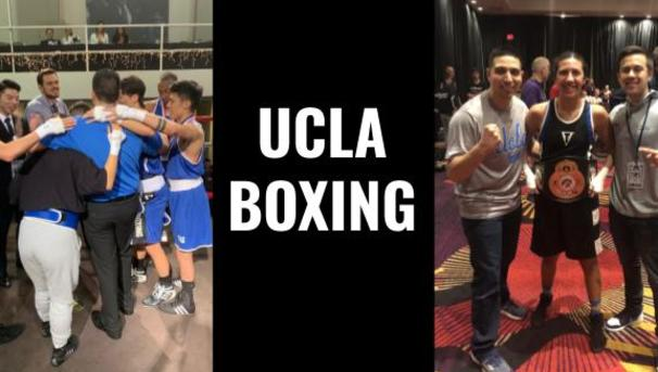 *STRETCH GOAL* Send UCLA Club Boxing to Nationals Image