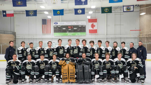 UNC Charlotte Men's Ice Hockey Club Travel Costs Image