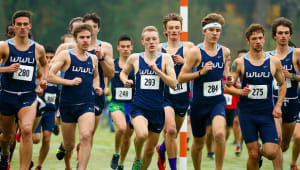 WWU Track & Field and Cross Country - Men's Distance
