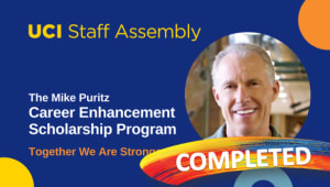 Mike Puritz Staff Assembly Career Enhancement Scholarship