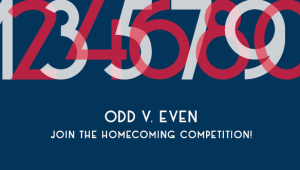 Homecoming Giving Competition - EVEN Class Years