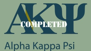 Alpha Kappa Psi Endowed Scholarship Fund