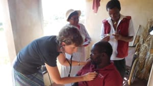 Global Health Nursing Student Experience in Swaziland, Africa