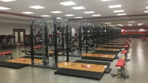 Support SHU Strength and Conditioning