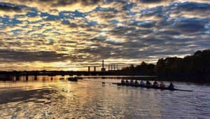 Two New Sets of Oars: Friends of Tufts Rowing