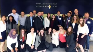 Help Hofstra Law Students Assist Veterans