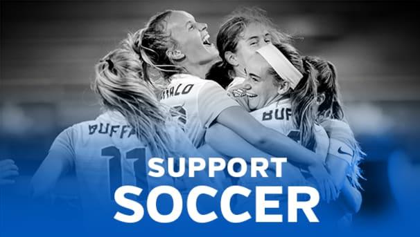 UB Women's Soccer Image