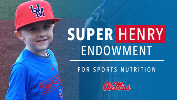 Super Henry Endowment Fund for Sports Nutrition Image