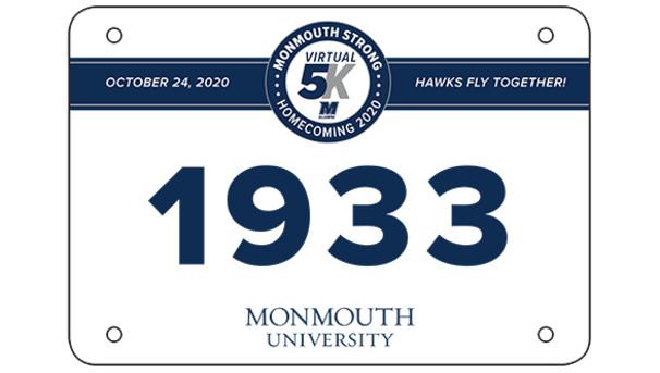 Monmouth Strong Virtual 5K Image