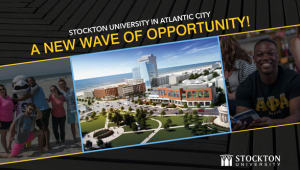 Stockton University in Atlantic City