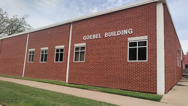 The Historic Goebel Building