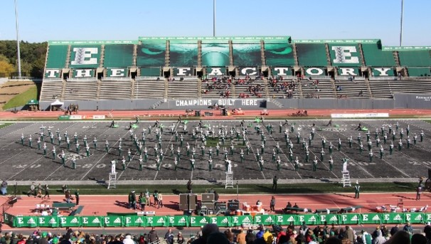 EMU Marching Band March-a-thon - 100th Homecoming Edition Image