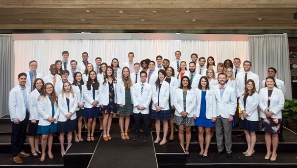 Dell Med Class of 2021: C.D. Doyle Clinic Endowed Excellence Fund Image