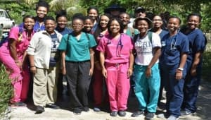 Haiti Medical Student Mission Trip