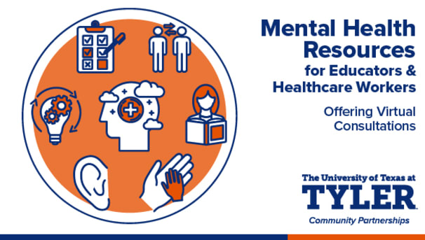 Mental Health Resources for Educators & Healthcare Workers Image