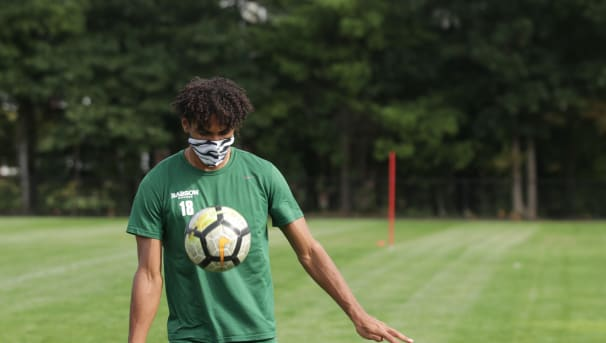 Babson Men's Soccer Image