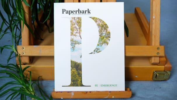 Paperbark Literary Magazine Image