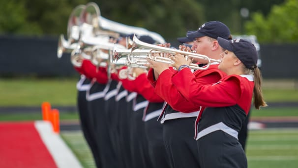 Marching Bulldogs Image