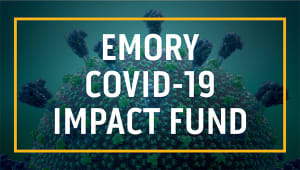 Help Emory's Response to the COVID-19 Pandemic