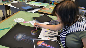 Help Students Attend the Summer Art Academy