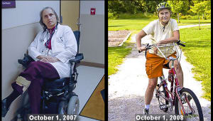Support Dr. Terry Wahls Latest Cutting Edge Research