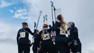Women's Lacrosse Team