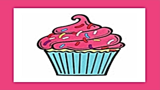 Cupcake Par Tee Image