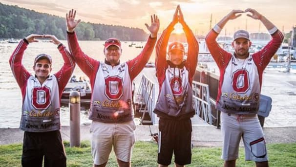 OSU Fishing Team Goes to Nationals Image