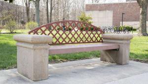 Jill Gobert Memorial bench