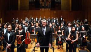 UC Berkeley Symphony Orchestra Central European Tour, Summer 2022