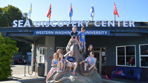 SEA Discovery Center Image