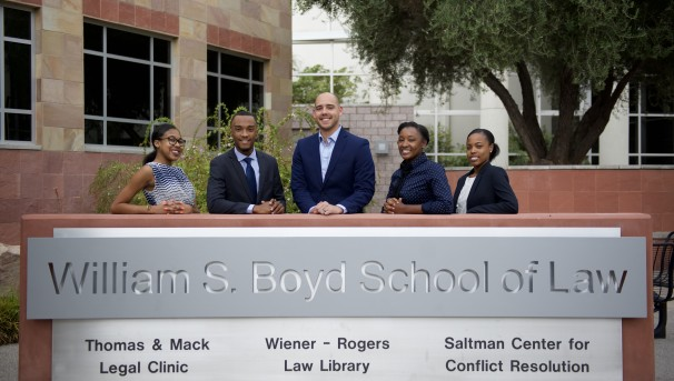 Support the UNLV Black Law Student Association Image
