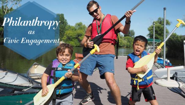 Philanthropy as Civic Engagement course Image